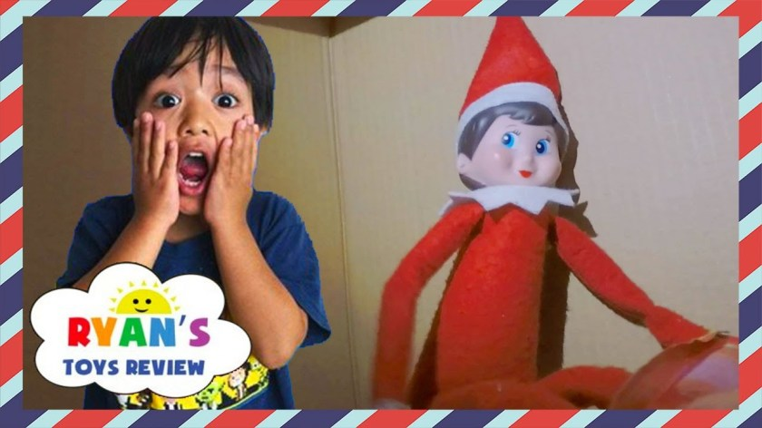 i mailed myself to ryan toys review and it worked!!! elf