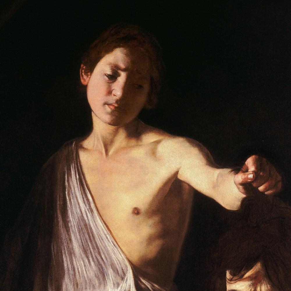 19- Il volto di David