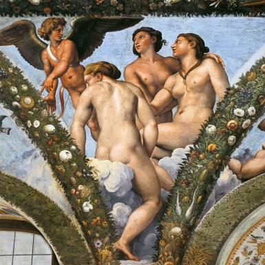 50a5-Cupido e le tre Grazie