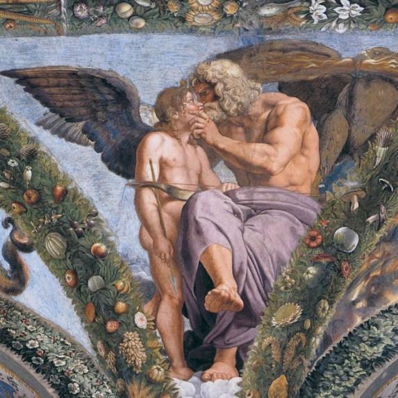 50a6-Cupido implora Giove per Psiche