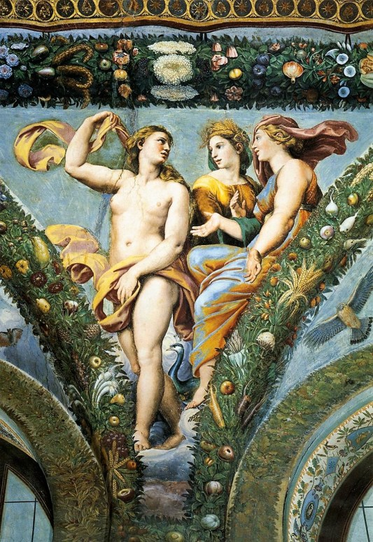 Giovanni_da_Udine_Venus,_Ceres_and_Juno_01