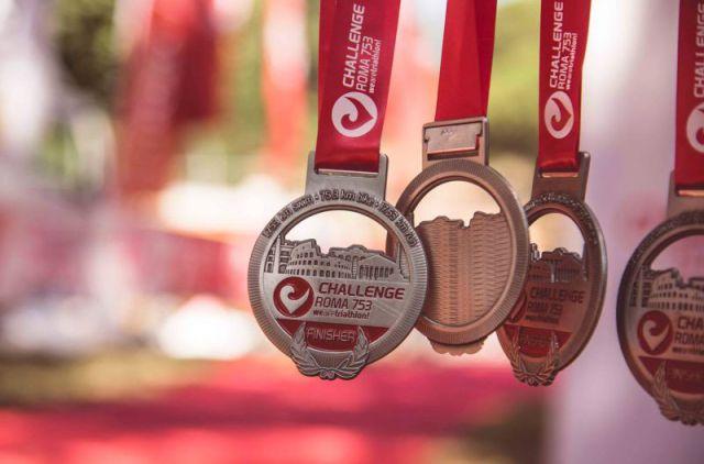 medaglie-finisher-Challenge-Roma
