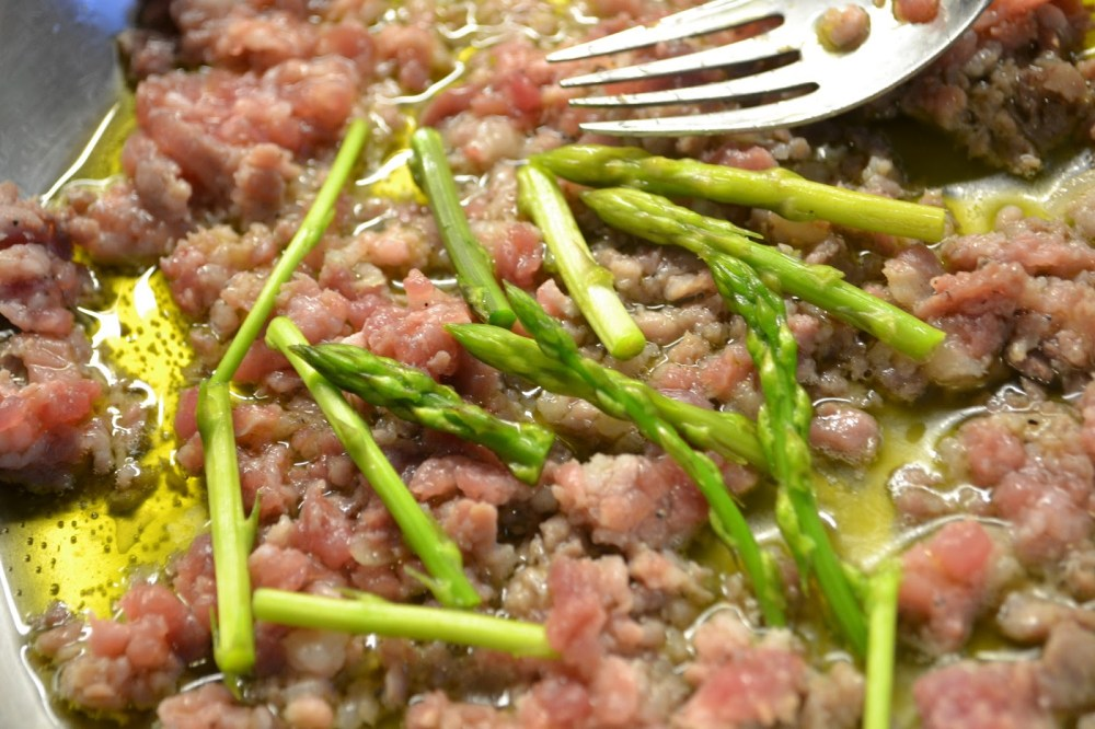 lasagne cn asparagi selvatici, crostata con cuori 015