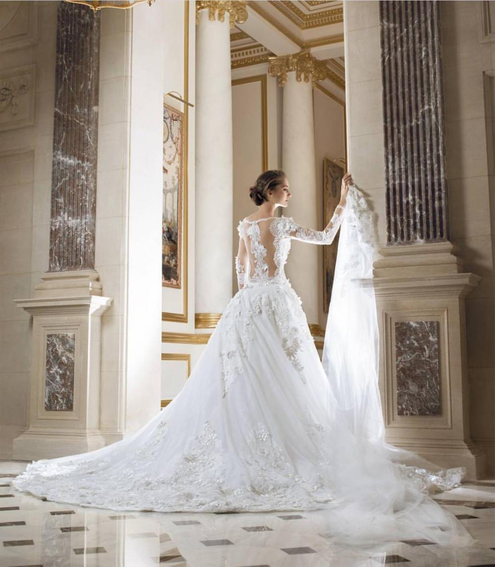 3 Robert Abi Nader Bridal