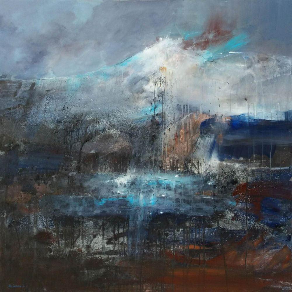 RvB-Arts_Kristina-Milakovic_Three-hours-before..._tecnica-mista-su-tela_120x120-cm_-2018_light.jpg