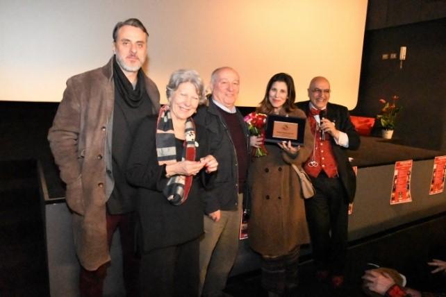 Massimiliano Vado, Rossella Pozza, Antonio Rizzo, Michela Andreozzi, Catello Masullo