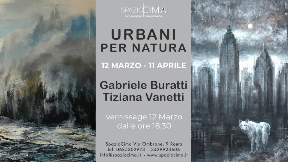 invito mostra Buratti Vanetti