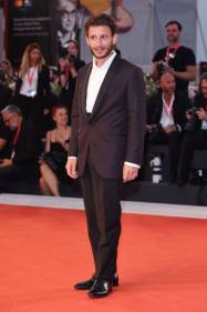 """VENICE, ITALY - SEPTEMBER 02: Vincenzo Nemolato walks the red carpet ahead of the """"Martin Eden"""" screening during the 76th Venice Film Festival at Sala Grande on September 02, 2019 in Venice, Italy. (Photo by Stefania D'Alessandro/WireImage,)"""
