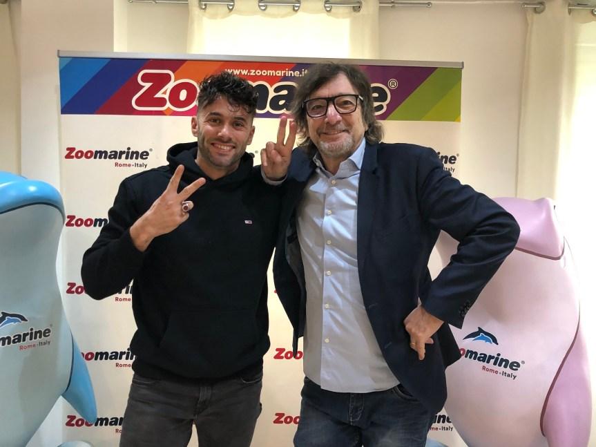 Zoomarine - Claudio Cecchetto e Amato