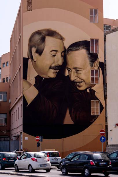 Giovanni Falcone e Paolo Borsellino (2)