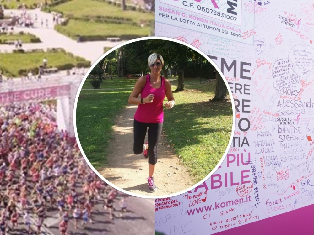 RACE FOR THE CURE A DISTANZA 2020