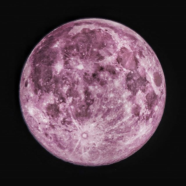 La luna piena diventa di fragola (5)