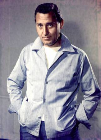 Alberto Sordi, Award winning actor, director and voice over actor. Taken in Rome in 1960. (Photo by Gaby/Getty images)