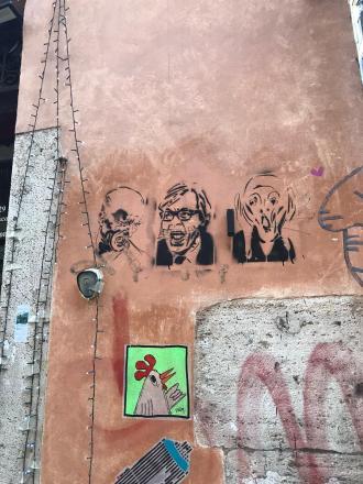 graffiti verticale