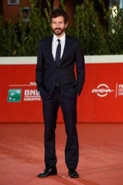 Italian actor Francesco Scianna at 15th Rome Film Fest 2020. Open Your Eyes red carpet. Rome (Italy), October 18th, 2020 (Photo by Marilla Sicilia/Archivio Marilla Sicilia/Mondadori Portfolio via Getty Images)