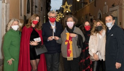 1 Laura Pepe - Eliana Miglio - Alberto Moncada - Ass.ra Anna Vincenzoni - Grazia Marino - Tina Vannini - Pierluigi Mancuso