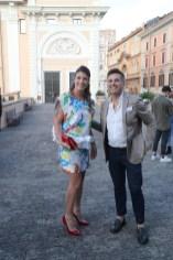 Irene Antonucci e Vincenzo Bocciarelli- figura intera