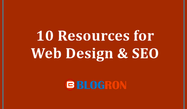 10 Web Design and SEO Resources 3