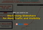 slideshare the giant of content marketing-blogron