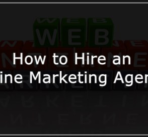 How to Hire an Online Marketing Agency 1