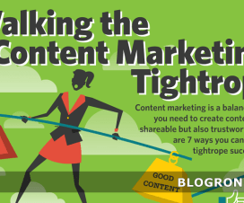 7 Ways You Can Walk the Content Marketing Tightrope Successfully 2