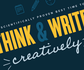 Scientifically Proven Best Time to Think and Write Creatively 2