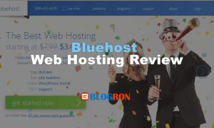 Bluehost Shared Web Hosting Review