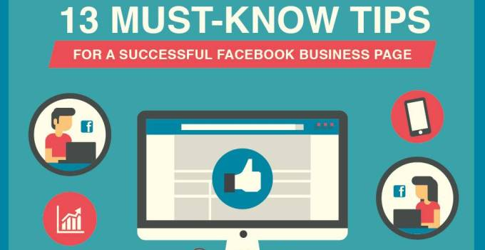 13 Must-Know Tips to Create a Successful Facebook Business Page [Infographic] 4