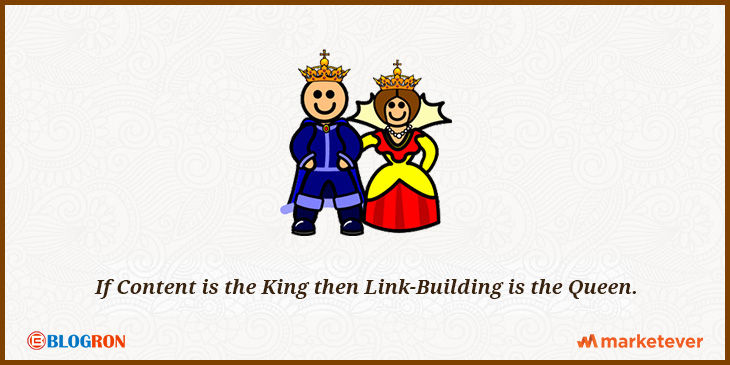 content is king, blogging