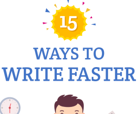 15 Amazing Ways to Become a Better Writer [infographic] 2