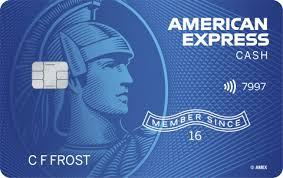 Blue Business CashTM Card from American Express