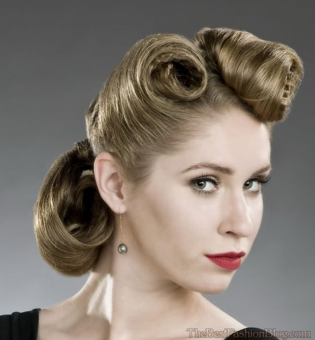 10. womens-retro-hairstyles-are-in-style-for-2015-7 - blogrope