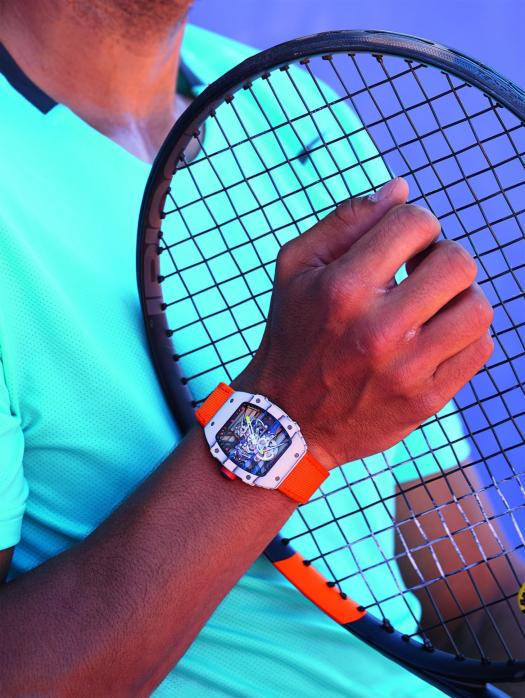 Rafael Nadal And The $800,000 Richard Mille RM 27-02 Vie ...