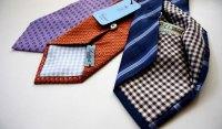 Hidden Pocket Tie by Battisti Napoli   FashionLab