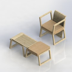 Chair Design Solidworks Fisher Price Laugh Learn Palet Wood Modular And Bed Models 3d