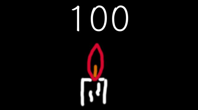 Number 100 – July 1st 2016
