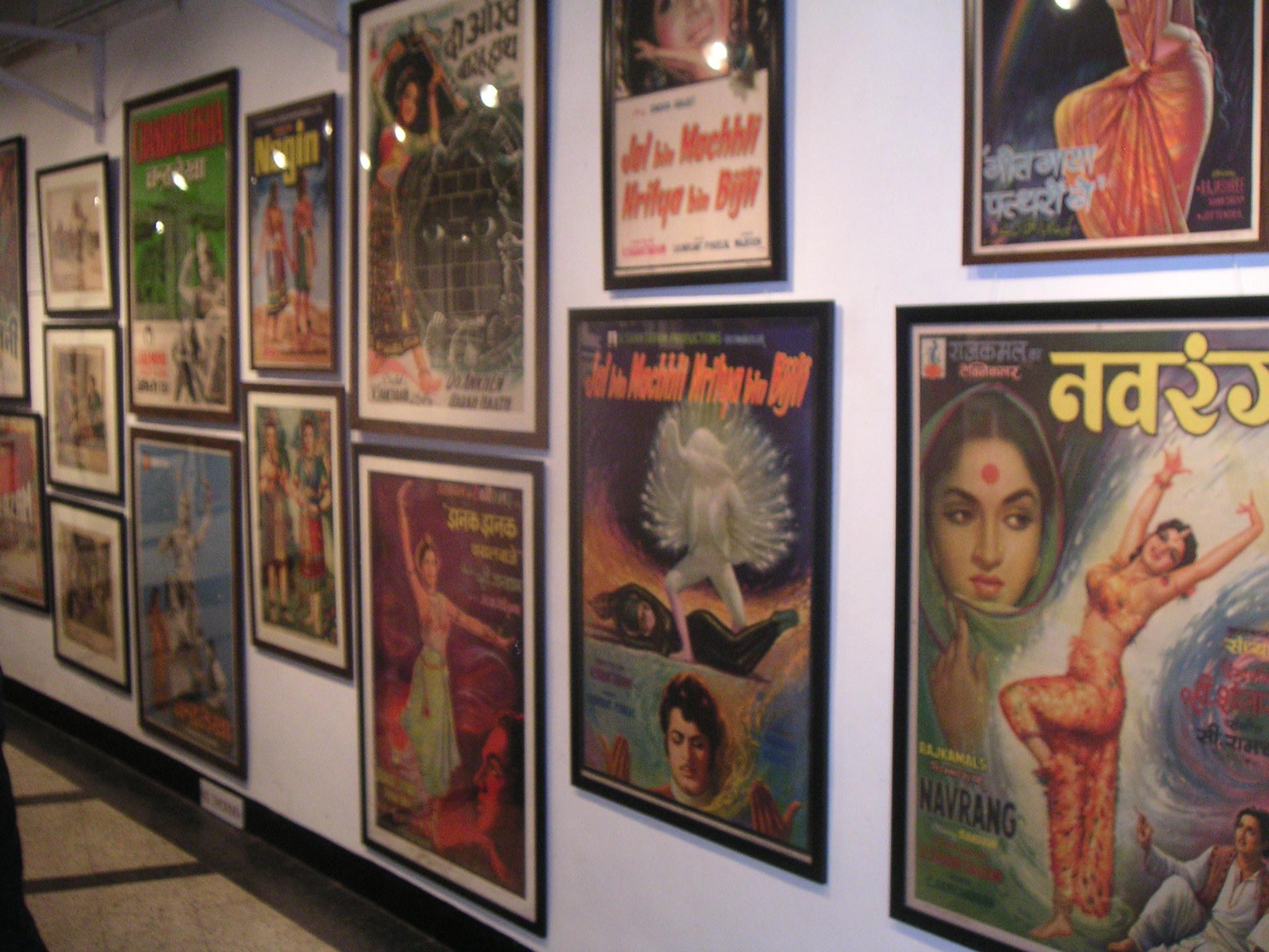 Bollywood Memorabilia On View