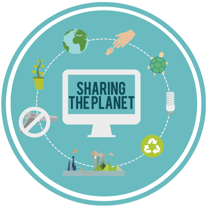 Image result for sharing the planet