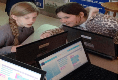 Coding STEM for Girls
