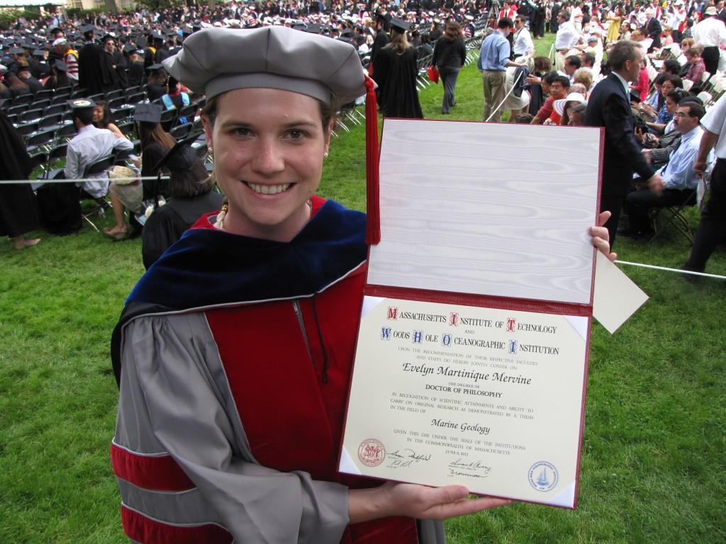Doctoral Regalia: MIT/WHOI Style - Georneys - AGU Blogosphere