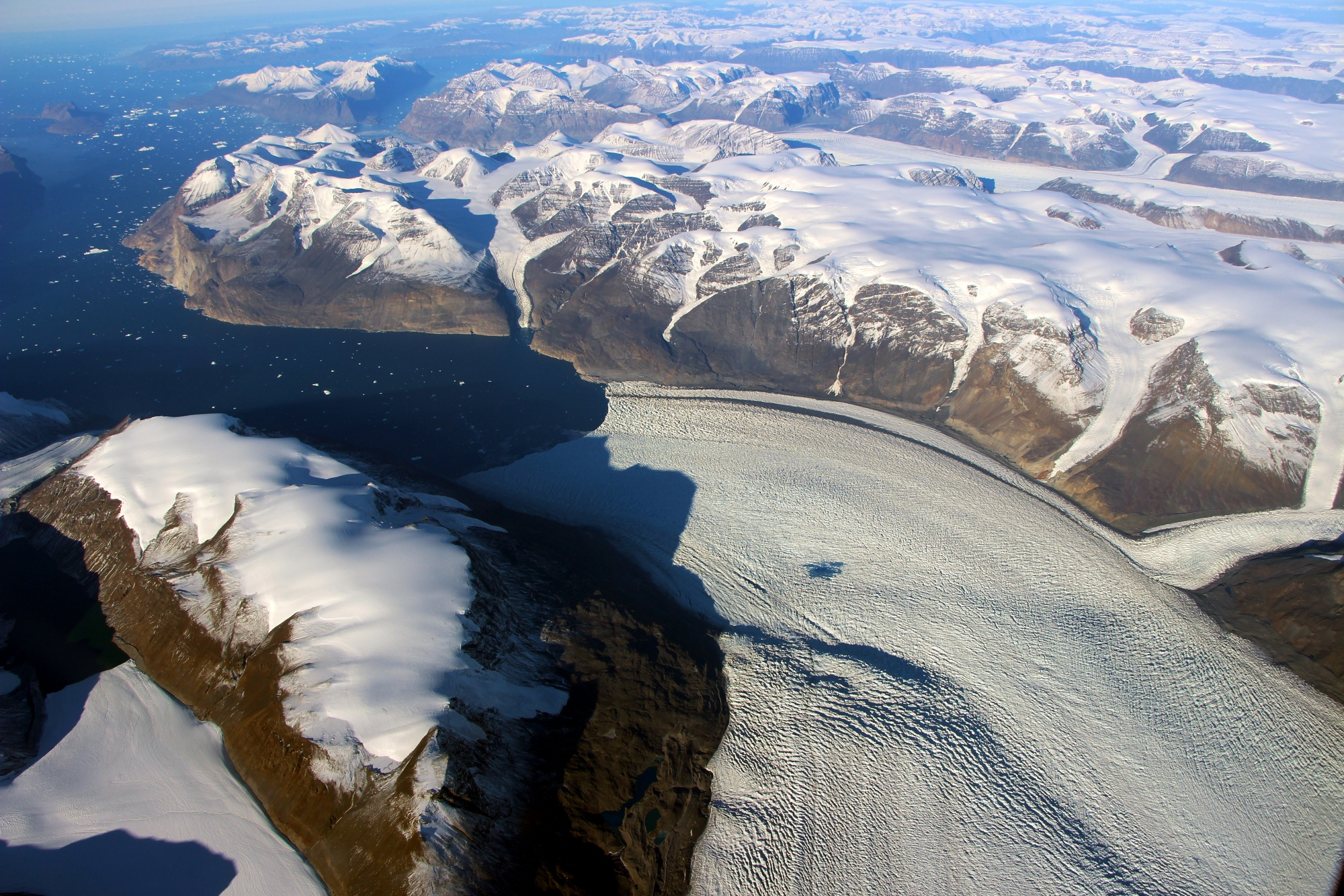Ice Age Echoes Affect Present Day Sea Level