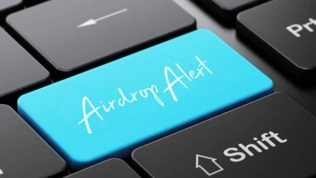 Avviso Airdrop