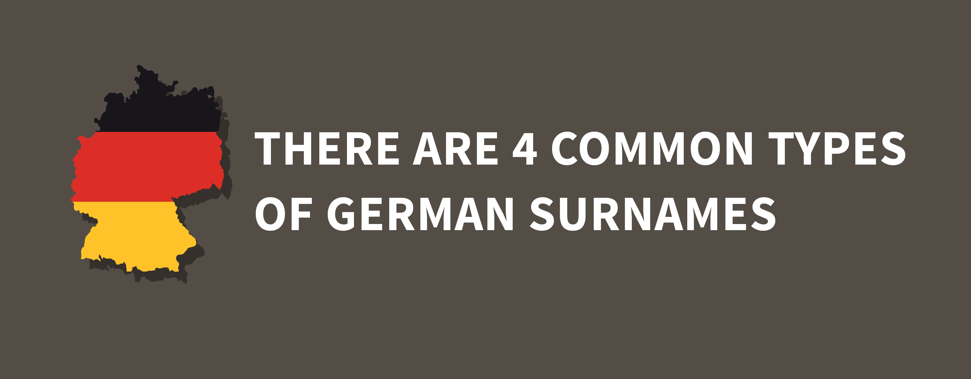 what does your german