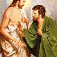 Image result for doubting thomas images