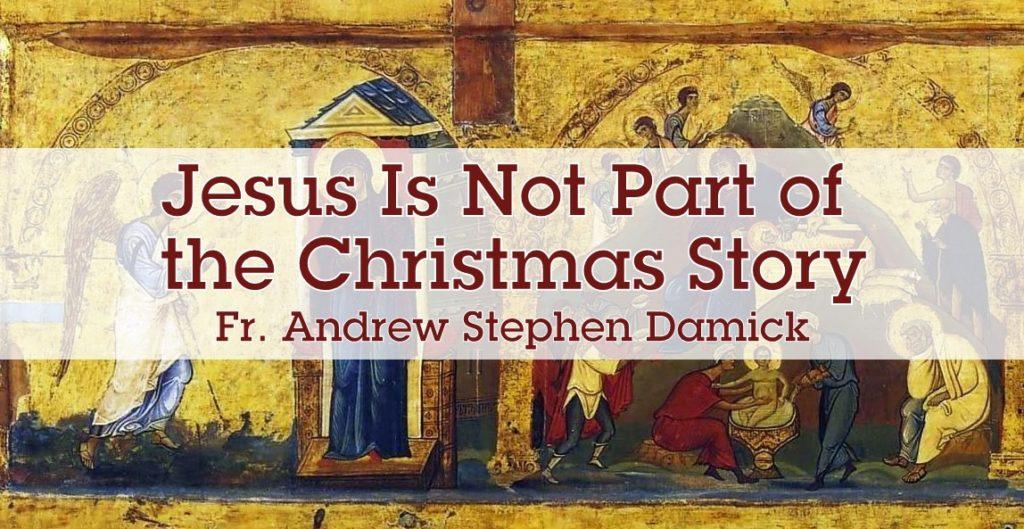 jesus is not part