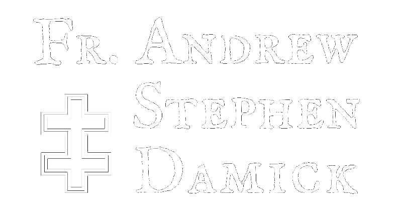 Eulogy for My Mother — Fr. Andrew Stephen Damick