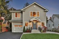 Fypon Decorative Louver Gable Vents on Home ...