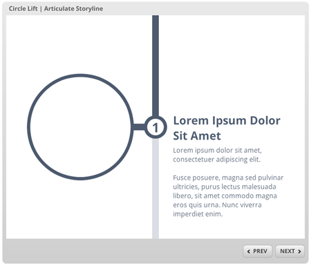 Free powerpoint template circle lift ilites blog free powerpoint template 1 toneelgroepblik Choice Image