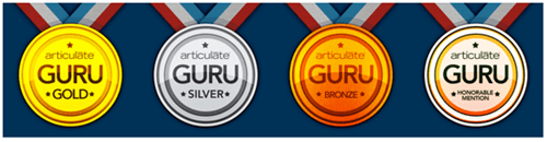 articulate guru e-learning example