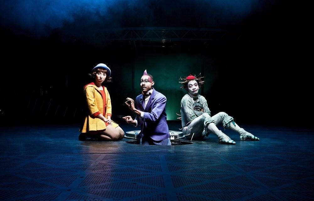 Viajeros: una visita al maravilloso Cirque du Soleil